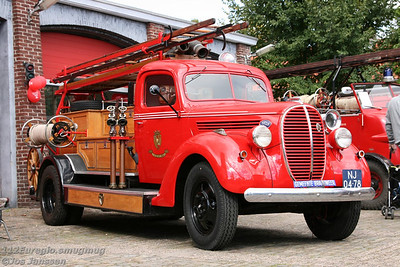 Open dag brandweer Valkenswaard