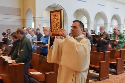 Deacon Edisson's 1st Mass as Deacon