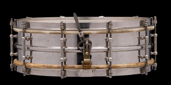 """The original Ludwig all metal drum"""