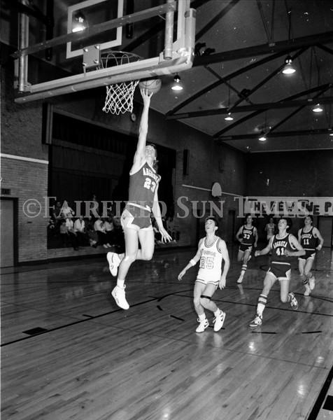 February 1987 - Power vs Augusta Basketball, Cheerleaders, JV, Grade School Buddy Ball