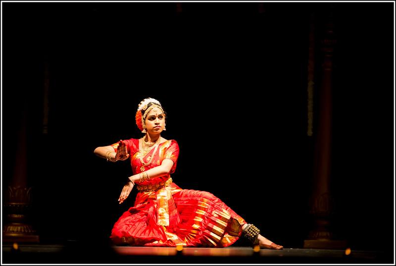 Sakshika's Rangapravesham