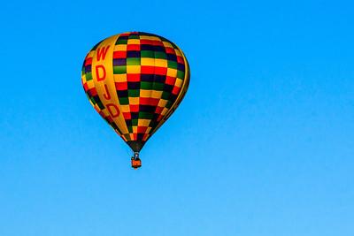 Tigard Balloon Festival 2013