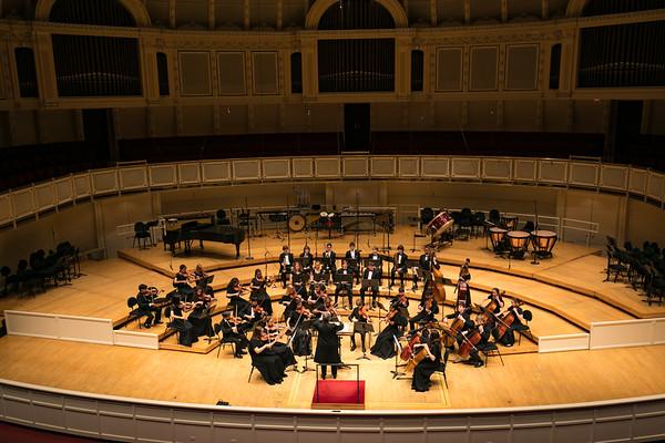 6. Ligon Middle School Orchestra