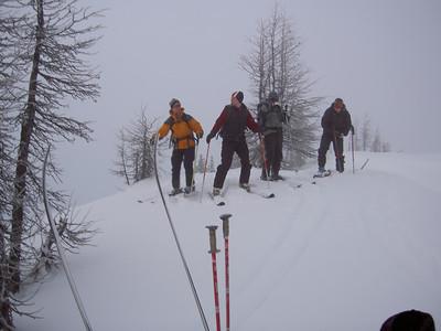 Powder Creek xmas 2005