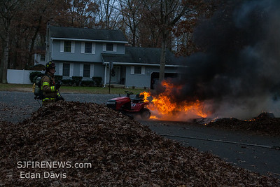 11/24/2018, Vehicle, Millville City, Cumberland County NJ, 2224 Wellington Pl.
