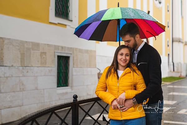 Andi & Dani jegyesfotózás 2019.10.05