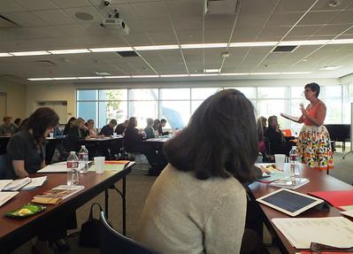 Turning Outward Community Assessment Workshop - Fullerton Library