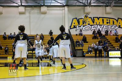 AHS vs BHS Girls Basketball