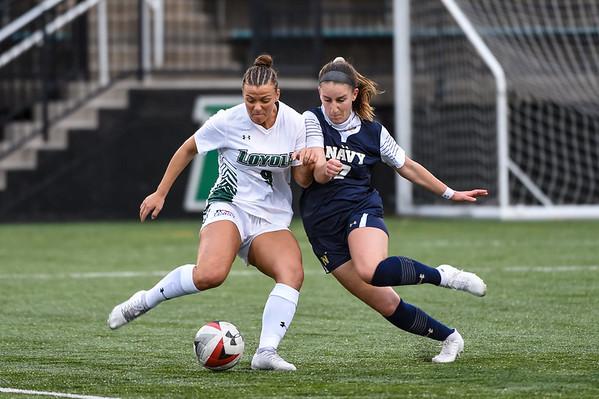 Loyola v Navy - Women's Soccer 03.27.21