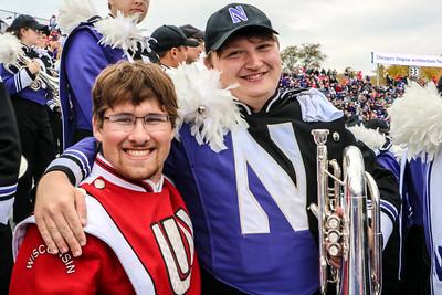 NUMB 2018-10-27 | Northwestern Football vs. Wisconsin