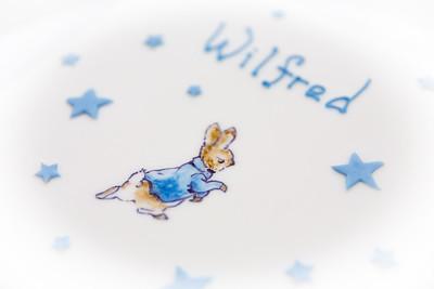 Wilf's Christening
