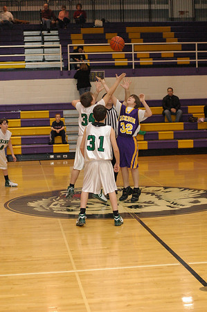 6th Grade - 2/14/08 - Jackson Gold Vs. St. Michael's