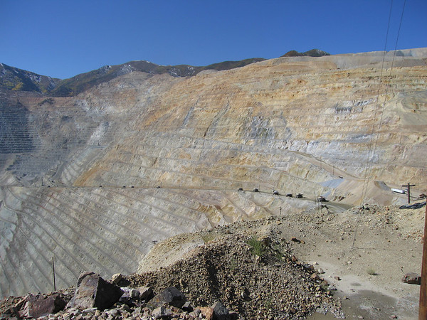 Kennecott mine tour
