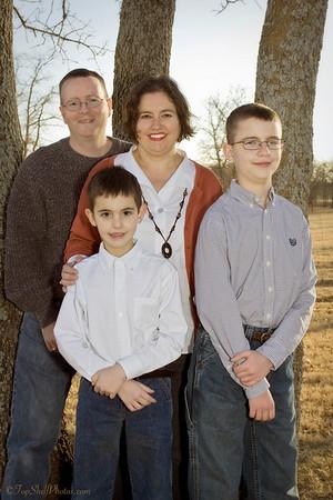 Jim Maddux Family