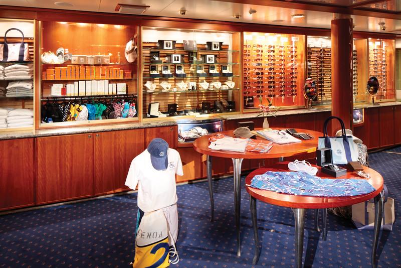 SeaDream Yacht Club - Boutique