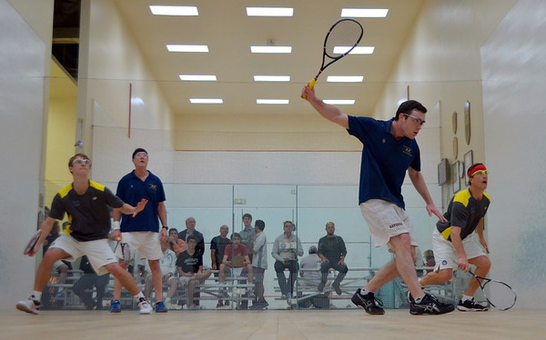 2015 U.S. Father-Son Squash Doubles Championships