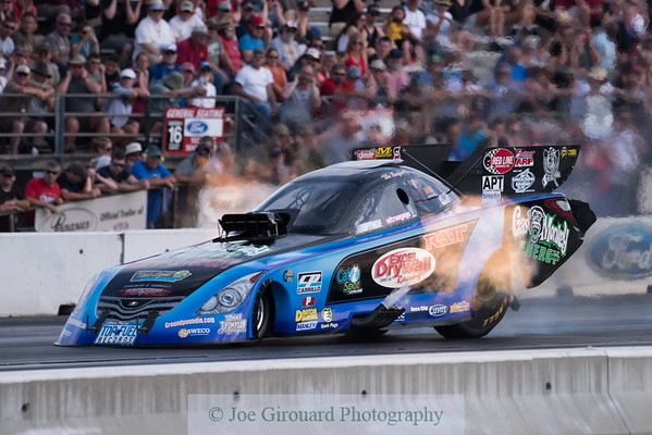 2018 New England Nationals - Funny Car
