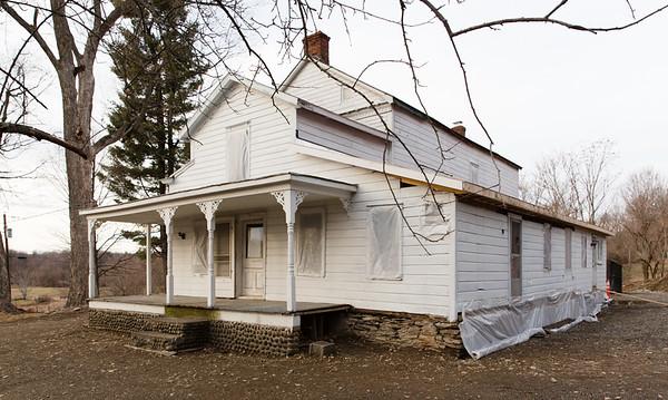 Farmhouse on Shookville rd.