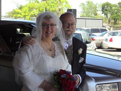 Julie N Bill Wedding