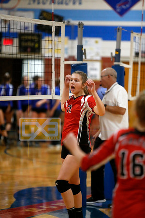 Mondovi tny - Gilmanton vs Independence VB18