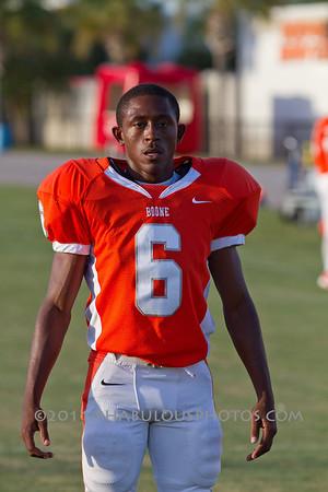 Boone Varsity Football #6 - 2011