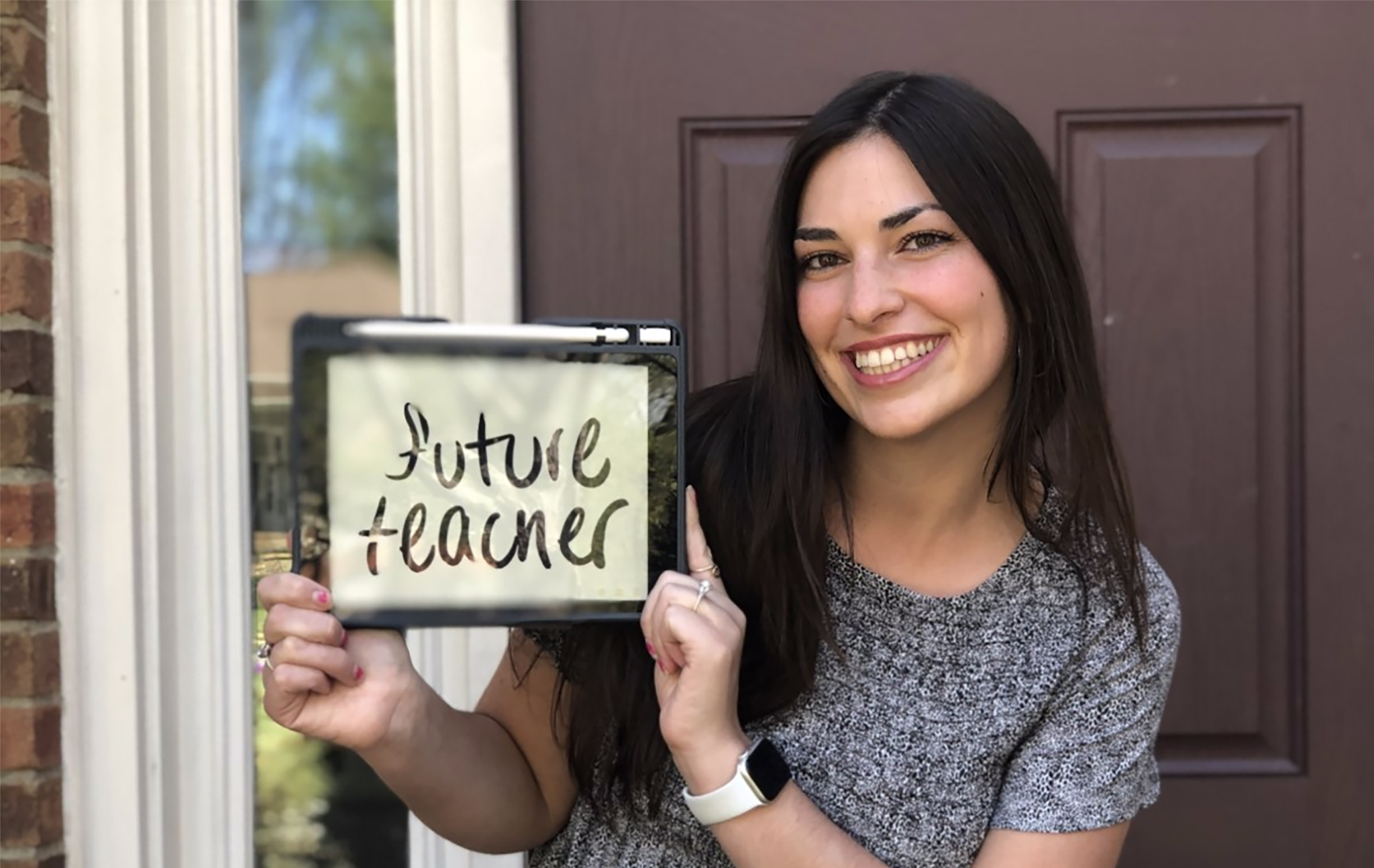 Image for May 2020: Future teacher found her home at Georgia College