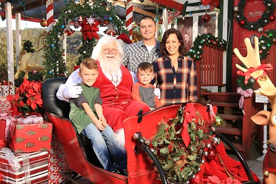 Santa's Treehouse 12/2/17