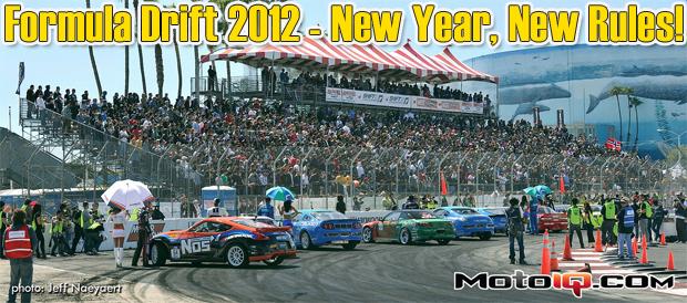 Formula Drift 2012
