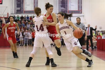 Girls Basketball — Northeastern Clinton vs. Mechanicville