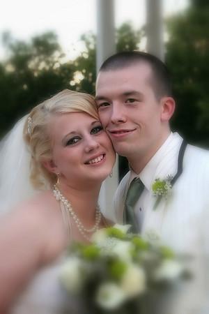 Sterlie and Steven's Wedding, 15 Sept. 07