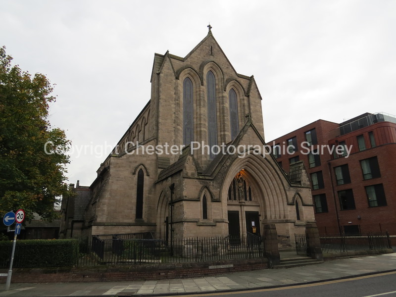St Werburgh's Roman Catholic Church: Grosvenor Park Road