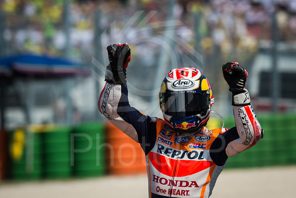 MotoGP 2016 Round 13 Misano