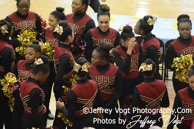 02-01-2014 Paint Branch HS Poms MCPS County Championship Division 2,  Photos by Jeffrey Vogt Photography & Kyle Hall