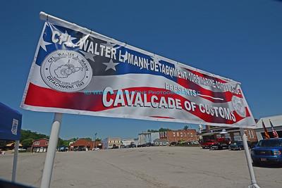 Cavalcade of Customs Car Show - June 2021
