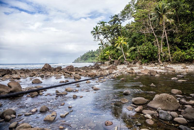Lavena Coastal Walk, Taveuni Fiji