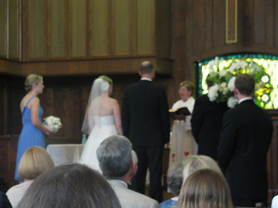 July 24 - Sinnett Wedding