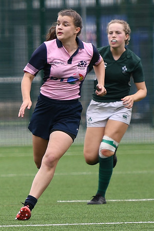 2018 07 21f - HN Womens U18s 7s - Scotland 5 vs Ireland 35
