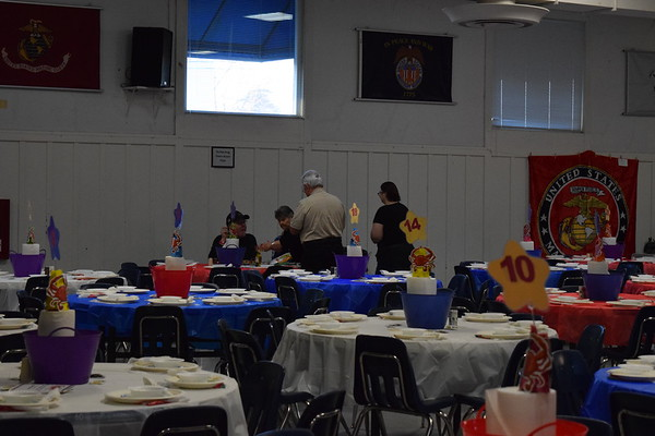 2017 Annual Brentwood Marine Corp League Crab Feed