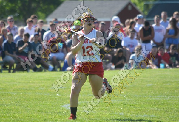 North Attleboro - Hopkinton Girls Lacrosse 5-31-16