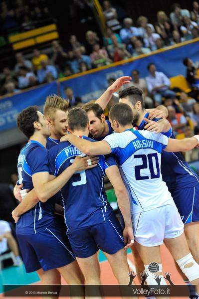Italia - Italia-Iran, World League 2013 - Modena