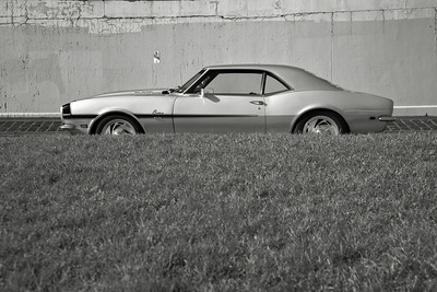 SS 350 Chevrolet. St Kilda, Melbourne.
