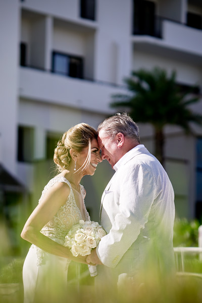 Deborah and Tim JUST MARRIED!!!