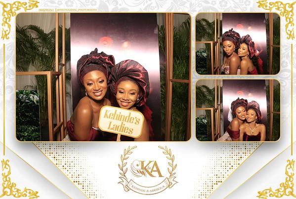 Kehinde & Adebola's Wedding