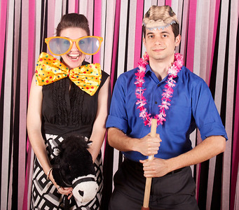 Hayley & Dave Photobooth