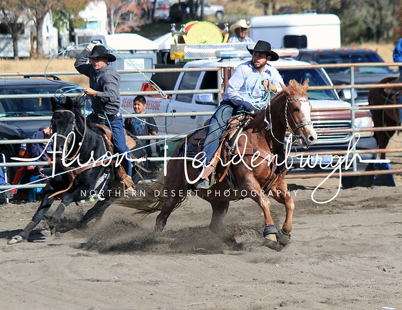 Ranch Team Roping ~ Saturday