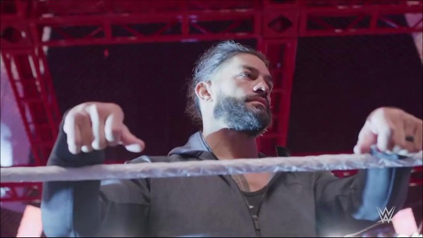 Roman Reigns - Screencaps / Day Off: HIAC 2020