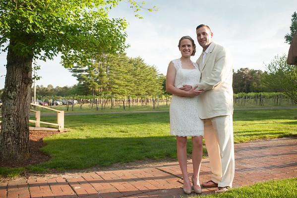 Melissa & Matt Wedding Reception