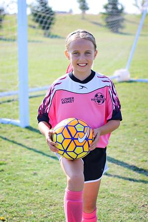 2016 Girls Soccer