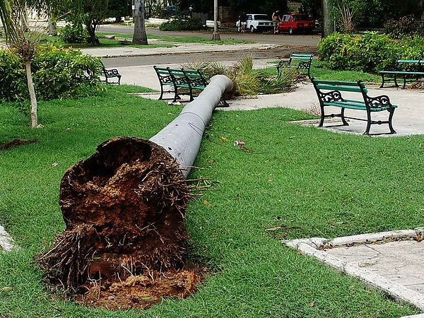 Hurricane Charley, August 2004