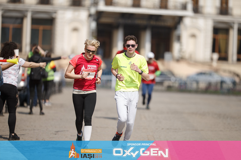 Semimaraton Iasi 2019 powered by Oxygen